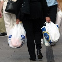 The plastic bag levy has raised over �200 million since 2002