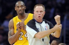 NBA referee sues reporter over tweet