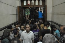 Irish women reportedly arrested after Cairo mosque stand-off