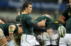 'This was Ruan Pienaar's best performance since I started coaching him' says Meyer