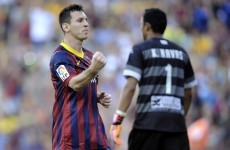 VIDEO: All 7 of Barcelona's goals in their defeat of Levante today