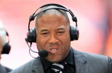 VIDEO: John Barnes makes his long-awaited rapping return*
