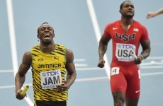 Usain Bolt gives Moscow 7/10 and says Russians need to smile more