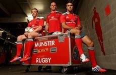WIN! Munster's new home jersey in TheScore.ie's reader competition