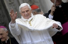 Benedict XVI: 'God told me to resign'