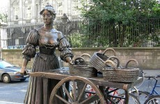 Molly Malone, Lady Grattan and Thomas Moore to be moved in coming months