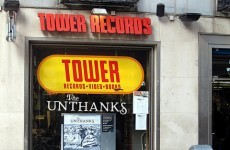 Tower Records celebrates 20 years of bringing music to Dublin
