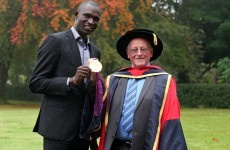 World record holder Rudisha to run 800m in Galway