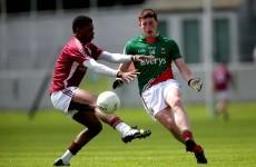Mayo make one change ahead of MFC semi final