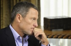 Lance Armstrong pays the Sunday Times back