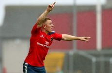 Scoring debut for Andrew Conway points at bright Munster future