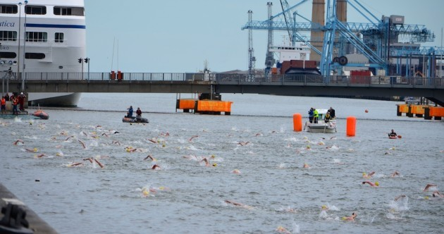 Photos: Over 300 people battle it out in Liffey Swim