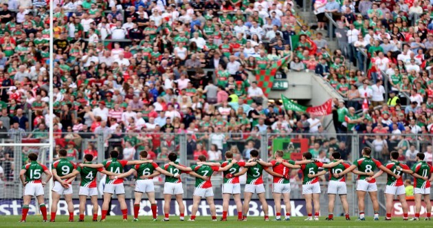 Murph's Sideline Cut: Mayo manage to ignore fatalist panic of fans