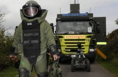 Bomb squad deployed after 'viable' homemade device found at Donegal home