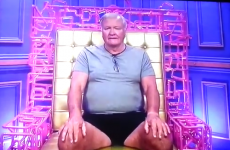 Ron Atkinson in trouble following racist joke on Celebrity Big Brother