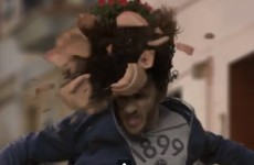 Carles Puyol heads a plant pot in a brilliant new Barcelona ad