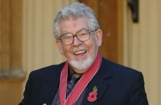 Rolf Harris charged with 13 child sex offences dating from 1980 to 2012
