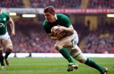 Tindall out for England as O'Driscoll talks of wrecking Slam