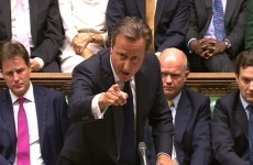 """Syria is not like Iraq"" – David Cameron makes his case for military action"