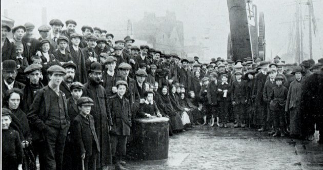 Thousands expected to attend 1913 commemorations