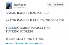 Calm down, Pigeon! It's the sporting tweets of the week