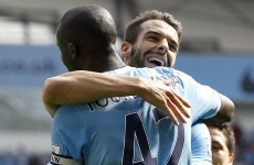 Negredo and Toure combine to give City the spoils against Hull