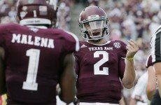 Controversial Johnny 'Football' Manziel enjoys controversial start to season