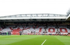 Stirring scenes at Anfield as fans pay 100th birthday tribute to Bill Shankly