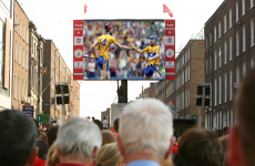 Clare fans get chance to see All-Ireland Final on big screen… in Ennis