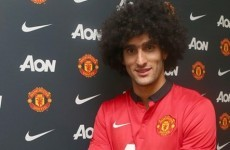 David Moyes backs Fellaini to make a splash at Old Trafford