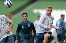 Sebastian Larsson warns Sweden team-mates to watch McClean