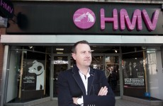 HMV reopens its first store on Henry St, Dublin today