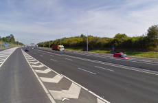M50 southbound reopens following motorcycle collision