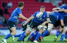 Opening night losing streak drove Leinster on against Scarlets — Murphy