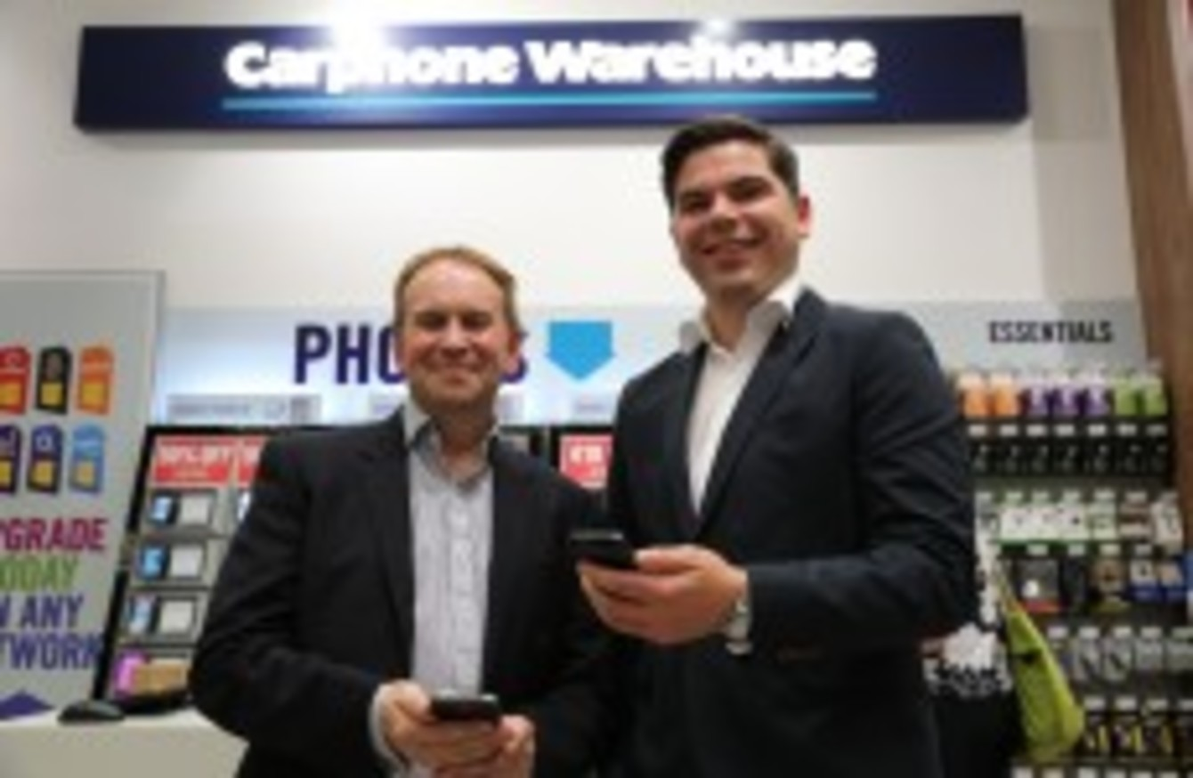 harvey norman and carphone warehouse to create 80 new jobs. Black Bedroom Furniture Sets. Home Design Ideas