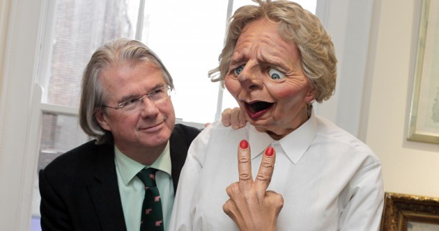 Ever dreamed of owning a life-sized Maggie Thatcher puppet? Read on...