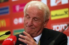 FAI 'considering the position' of Trapattoni after Austria defeat