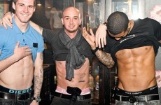 Ireland and Best 'sorry' for nightclub pictures