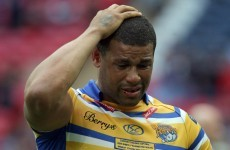 Rhinos fine Bailey over tsunami comments