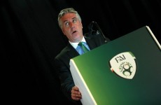 John Delaney: FAI could look to foreign manager again