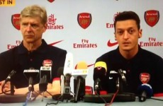 Record signing Ozil targeting title challenge with Gunners