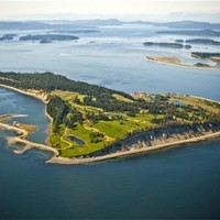 Photos: Canadian island for sale for �55 million (including golf course, naturally)