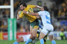 Australia cling on to defy Argentina and snap losing streak