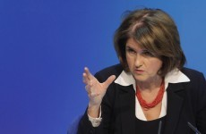 Joan Burton: 'Eamon Gilmore has always been supportive of me and I am for him'