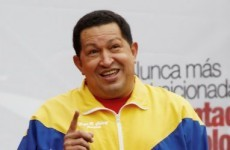 Chavez says capitalism may have destroyed life on Mars