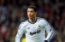 Ronaldo completes hat-trick with this rocket as Real cruise against Gala