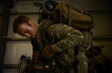 Pics: This is what a day of military bomb squad training is like