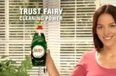 Turns out Fairy Liquid DOES last twice as long as its rivals