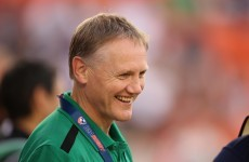 No hint of change for Ireland under Schmidt