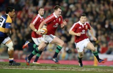 Ian Madigan to test fullback skills against lethal Lion Stuart Hogg